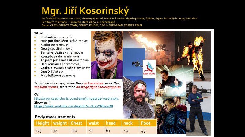 Jirka Kosorinský